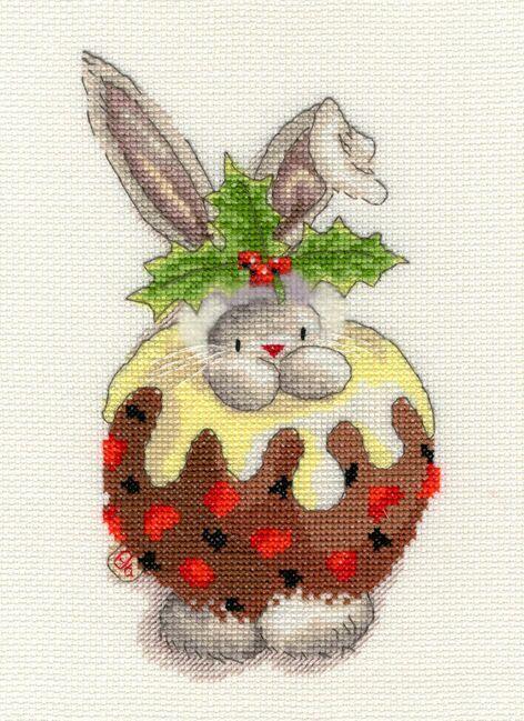 Christmas Pudding - Bebunni Collection