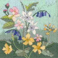 Spring - Wool Long Stitch