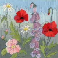 Summer - Wool Long Stitch