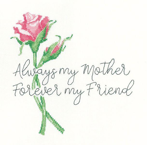 Always my Mother - Peter Underhill
