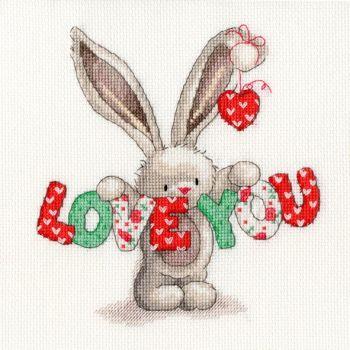 Love You - Bebunni Collection