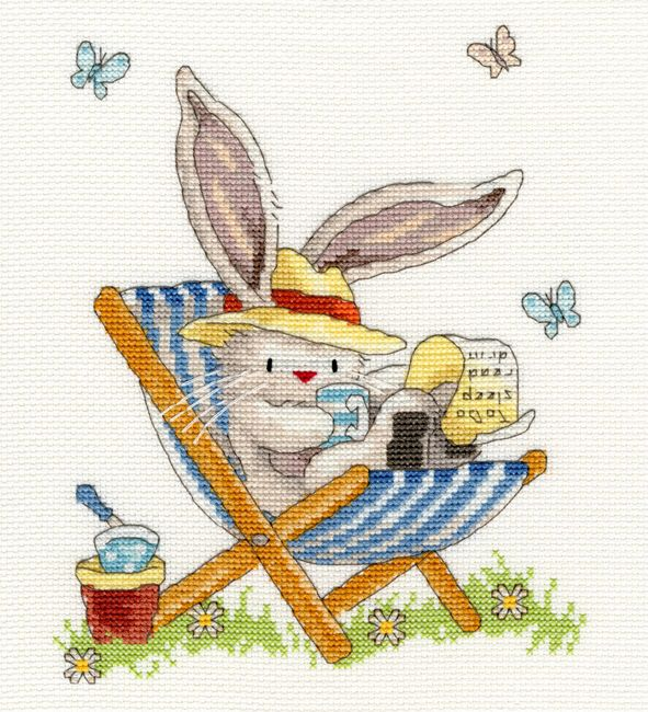 To Do List - Bebunni Collection Cross Stitch