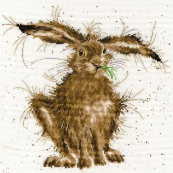 Hare Brained Cross Stitch - Hannah Dale