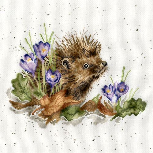 New Beginnings Hedgehog - Hannah Dale