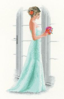 Daisy - John Clayton Elegance Cross Stitch