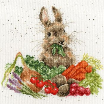Grow Your Own Cross Stitch - Hannah Dale