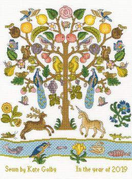Tree of Plenty Sampler - Bothy Threads