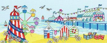 Pier Fun - Bothy Threads