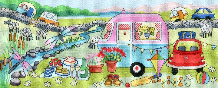 Caravan Fun - Bothy Threads