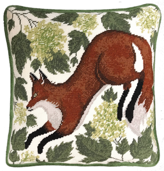 Spring Fox Tapestry - Bothy Threads