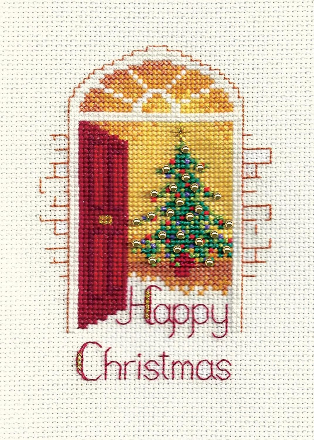 Warm Welcome - Christmas Card