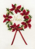 Wreath - Christmas Card