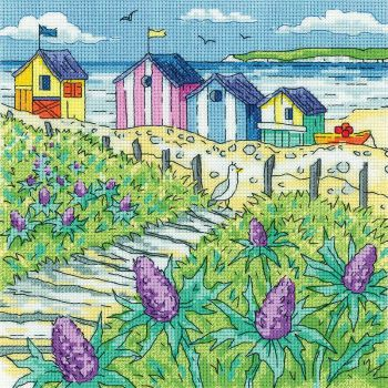 Sea Holly Shore - Heritage Crafts