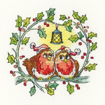 Christmas Robins - Heritage Crafts