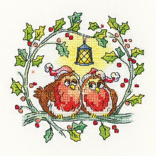Christmas Robins - Heritage Crafts