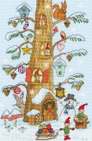 Santa's Little Helpers - Bothy Threads Cross Stitch