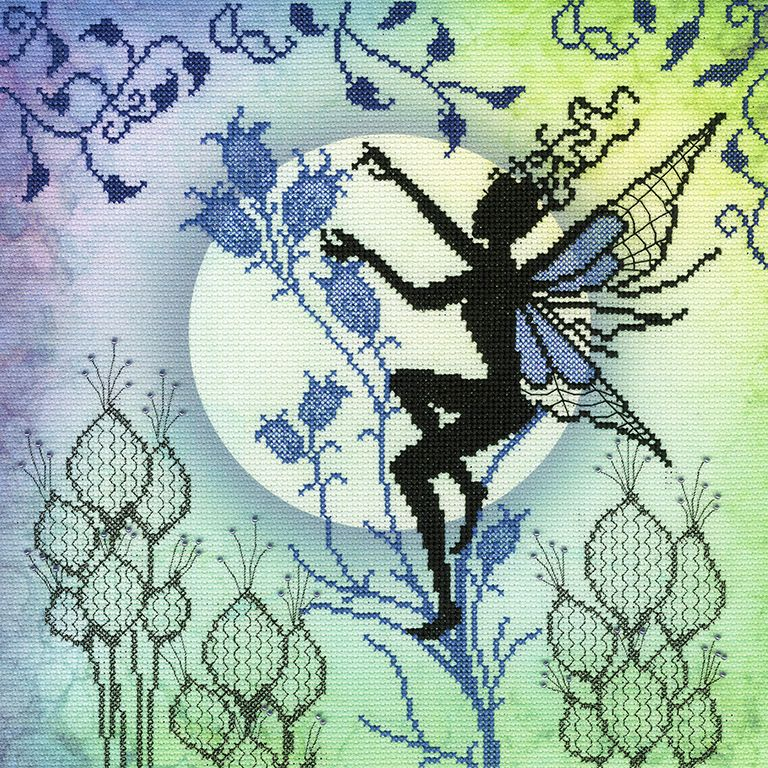 Harebell Fairy - Enchanted Series
