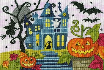 Spooky Halloween - Bothy Threads Cross Stitch