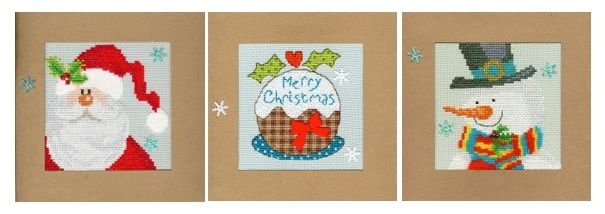 Bothy Threads Christmas cards