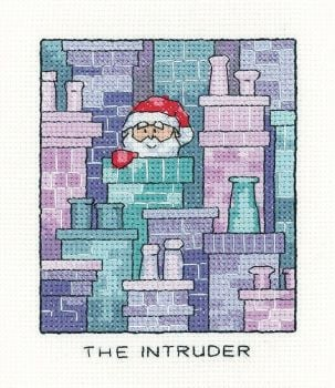 The Intruder - Simply Heritage Cross Stitch