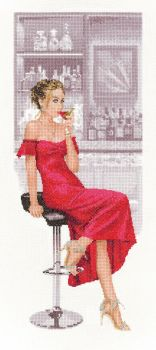 Paula - John Clayton Cross Stitch