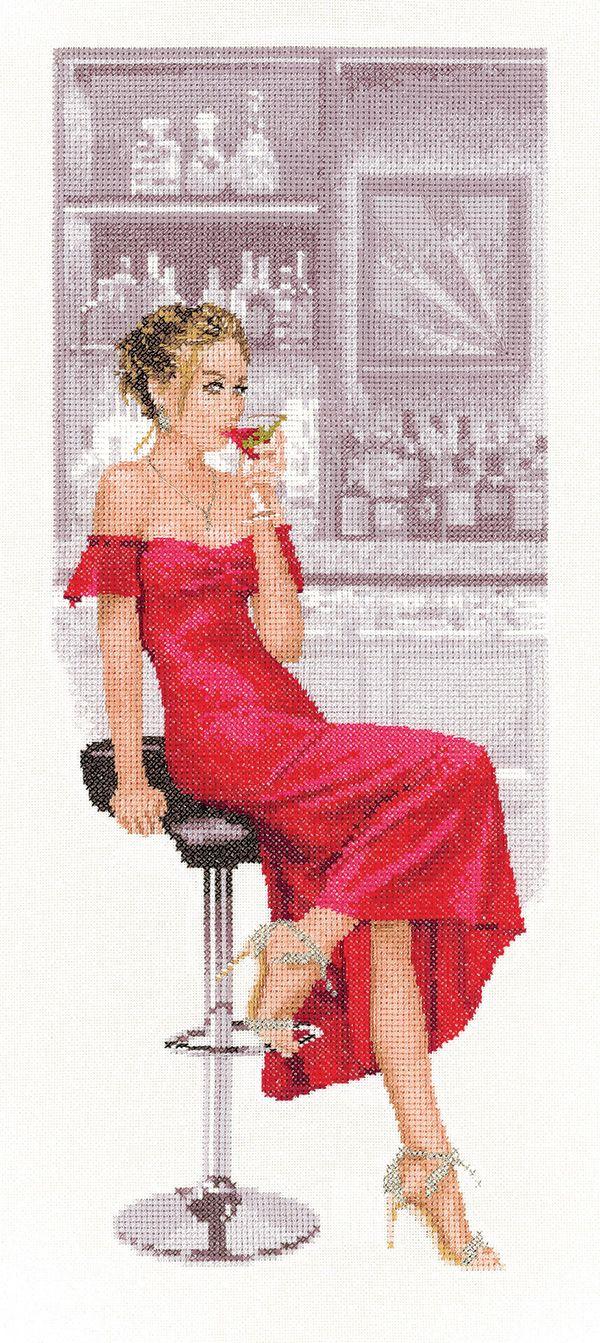 Paula - John Clayton Cross Stitch