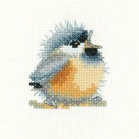 Chirpy Chick - Valerie Pfeiffer Cross Stitch