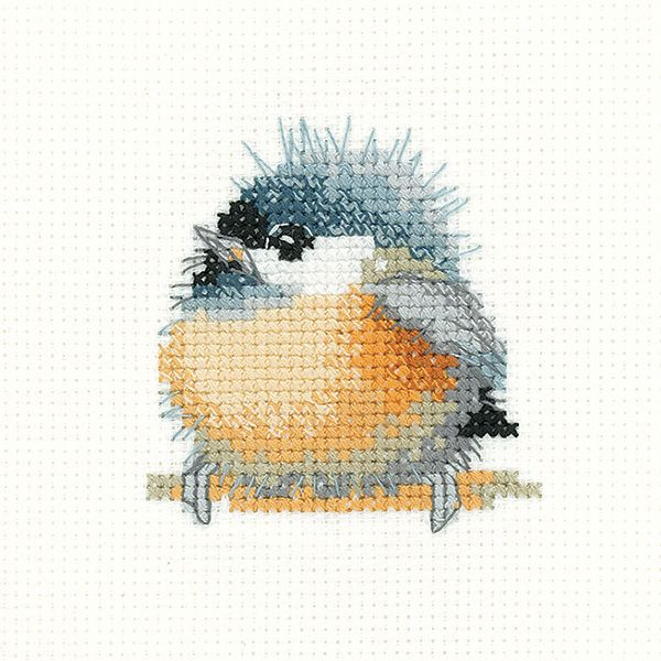 Cheepy Chick - Valerie Pfeiffer Cross Stitch