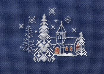 Let it Snow - Christmas Card