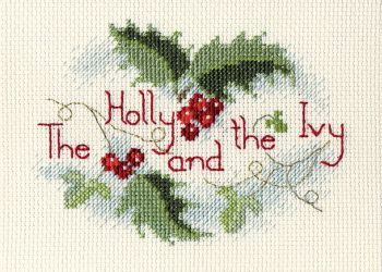 Holly and the Ivy - Christmas Card