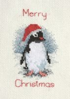 Penguin - Christmas Card