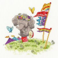 Party Animal - Elly Cross Stitch