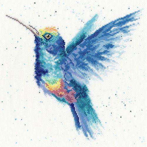 Rainbow Cross Stitch - Hannah Dale