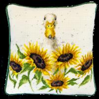 Sunshine Tapestry - Hannah Dale