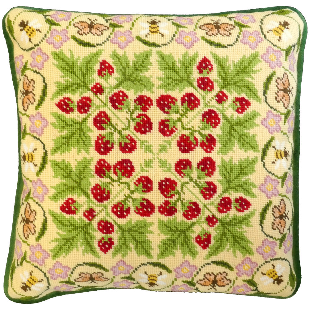 Strawberry Patch Tapestry - Bothy Threads