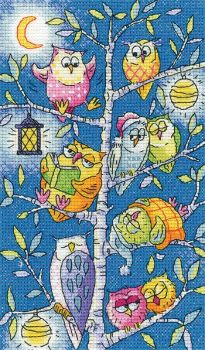 Tree of Owls - Heritage Crafts