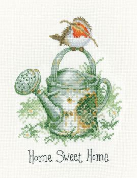 Home Sweet Home Robin - Peter Underhill