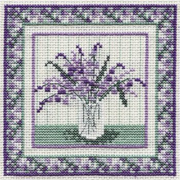 Bluebells Cross Stitch