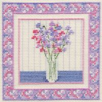 Sweetpea Cross Stitch