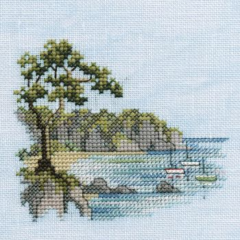 Headland Small Cross Stitch