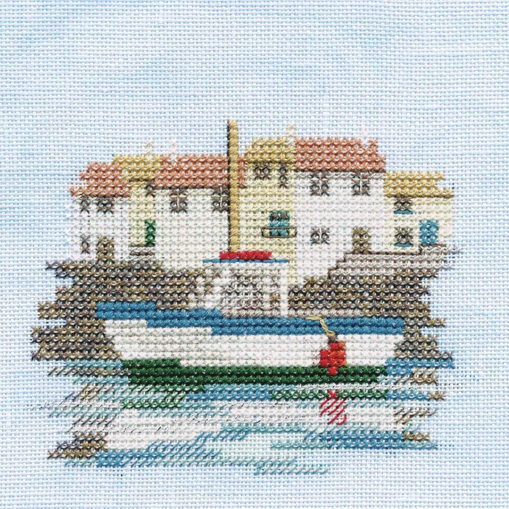 Harbour Small Cross Stitch