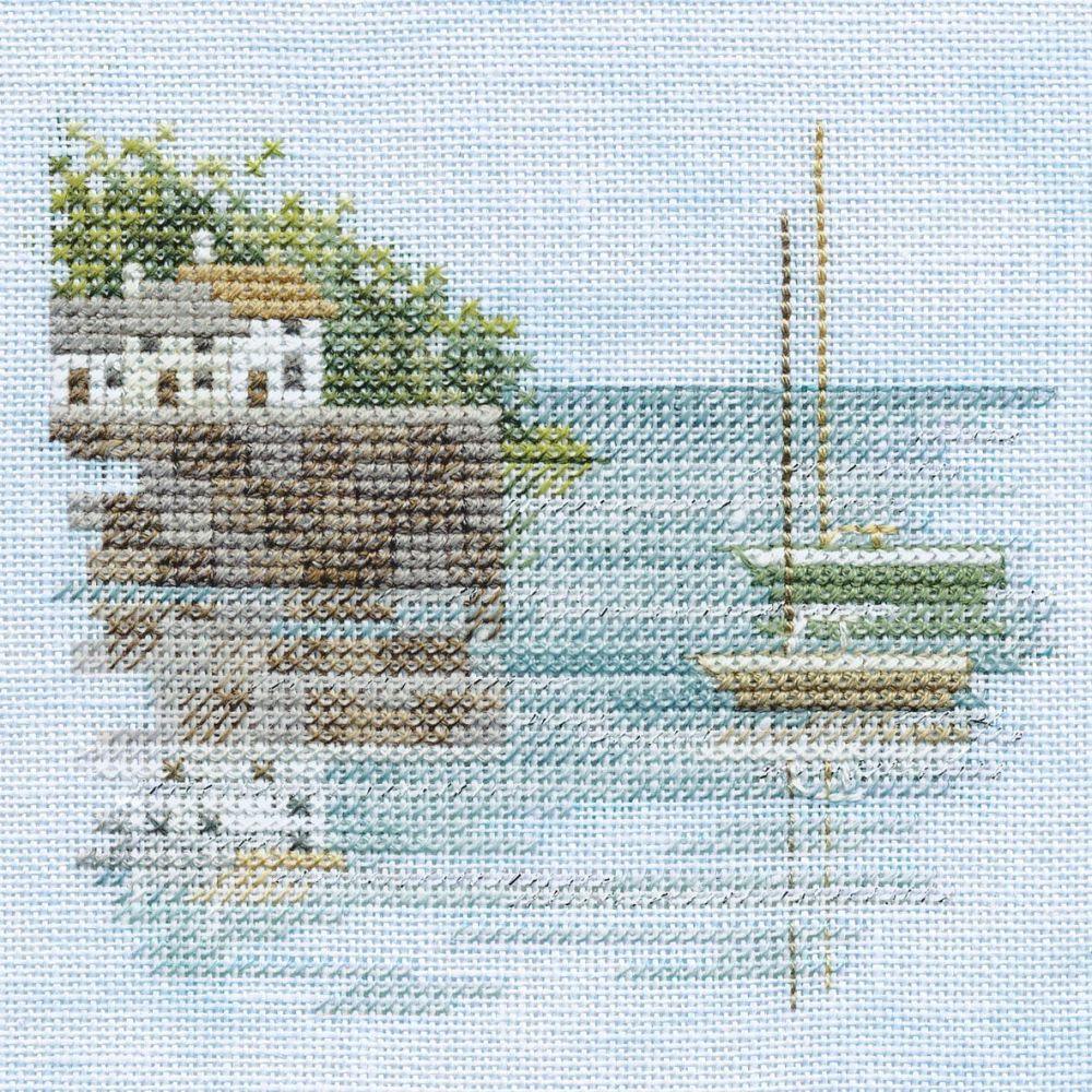 Quayside Small Cross Stitch