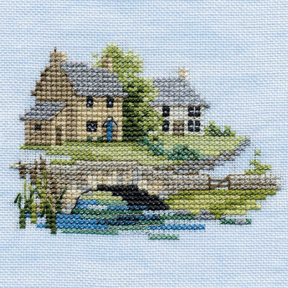 Brookside Small Cross Stitch