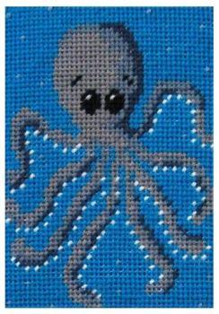 Octavia Octopus Beginners Tapestry