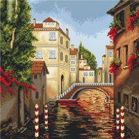 Venice - Luca-S Cross Stitch kit