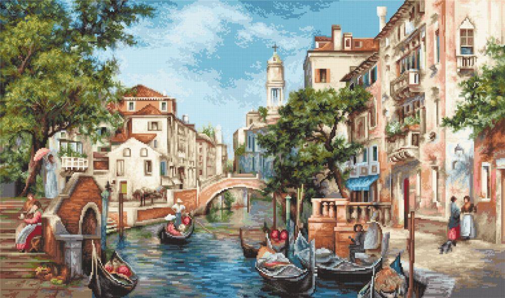 San Polo Venice - Petit Point Kit - Luca-S