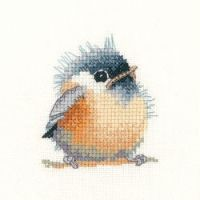 Chickadee - Heritage Crafts 'Little Friends'