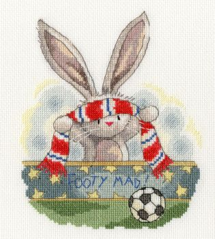 Footy Mad - Bebunni Collection
