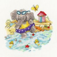 Big Splash - Elly Cross Stitch