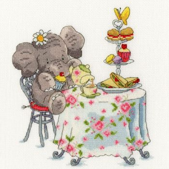 One for Tea - Elly Cross Stitch